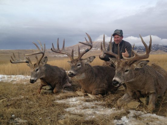 2018 Hunting summary – Northern Rockies Outfitters